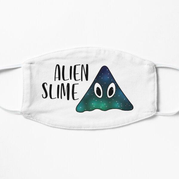 Alien Slime Monster Flat Mask
