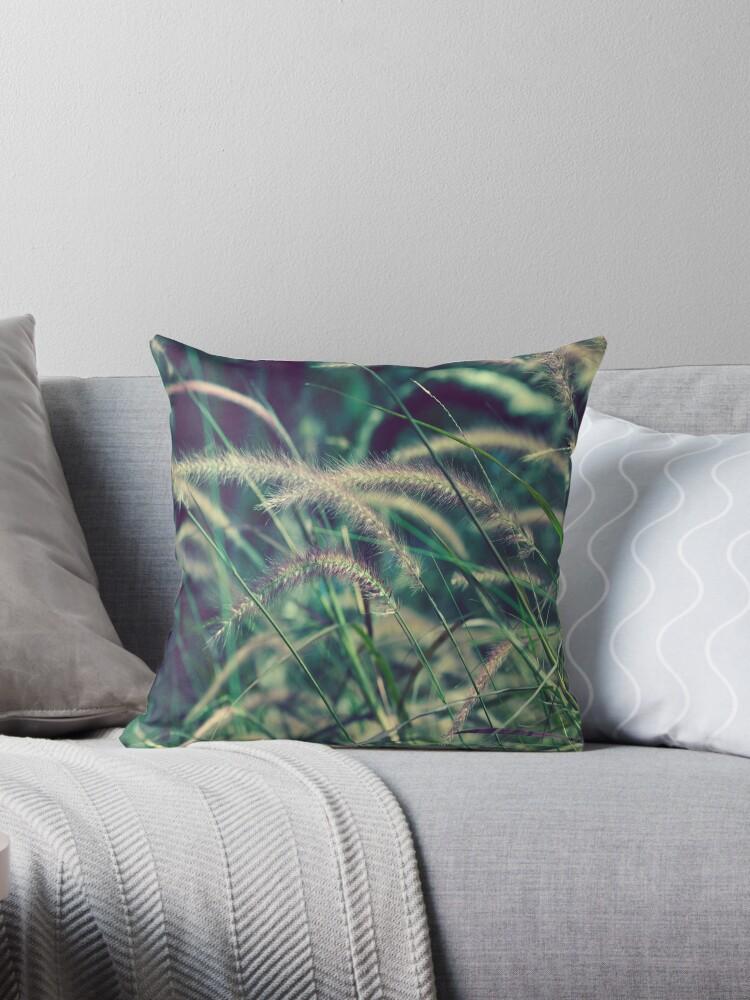 Wild Grass by Susan Tong