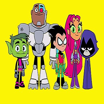 Teen Titans Go!  by kaikai7