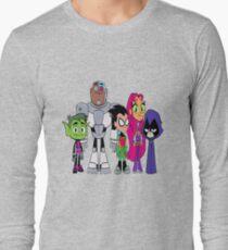 Teen Titans Go!  Long Sleeve T-Shirt