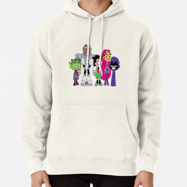Teen Titans Go!  Pullover Hoodie