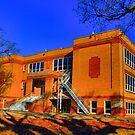 Abandoned Elementary School - Sherman, Texas, USA by aprilann