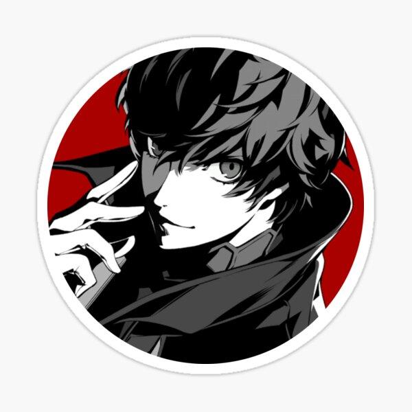 Joker Wanted Portrait Sticker