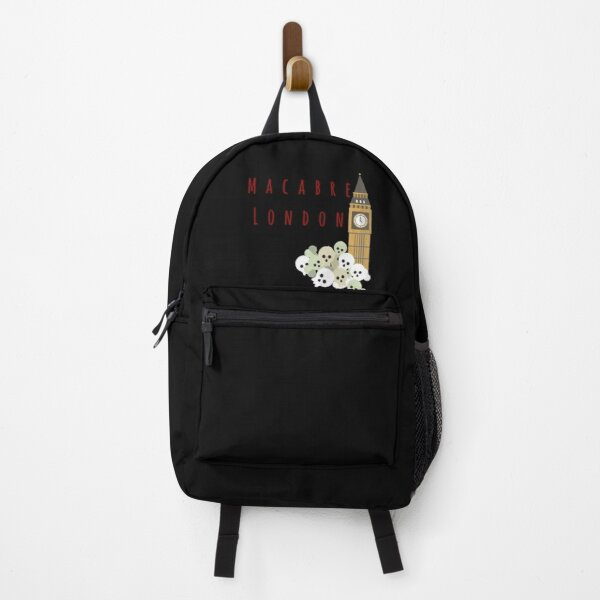 Macabre London Podcast  Backpack