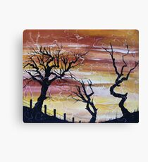 'Outback' Canvas Print