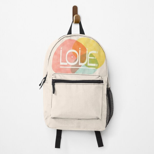 Stones Of Love #redbubble #love Backpack