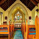 Stunning Old Church  Rural NSW  by Kym Bradley