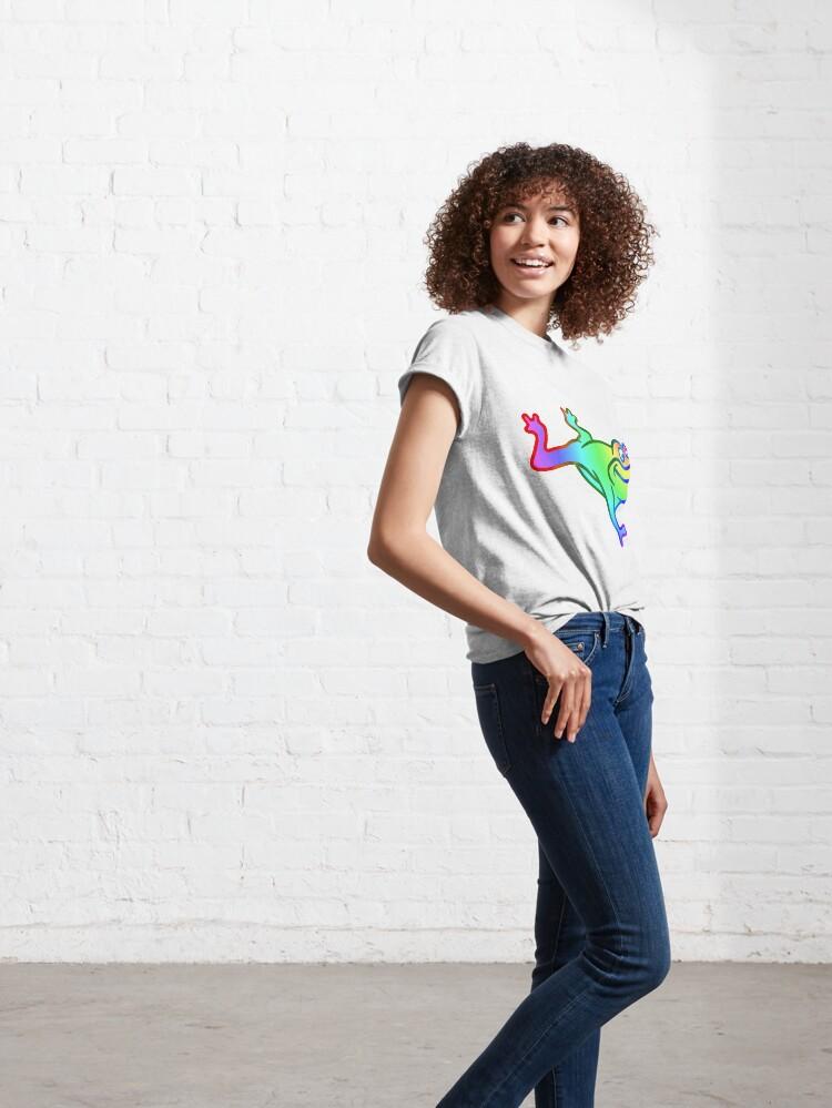 Alternate view of Pride - Salome Hopper  Classic T-Shirt