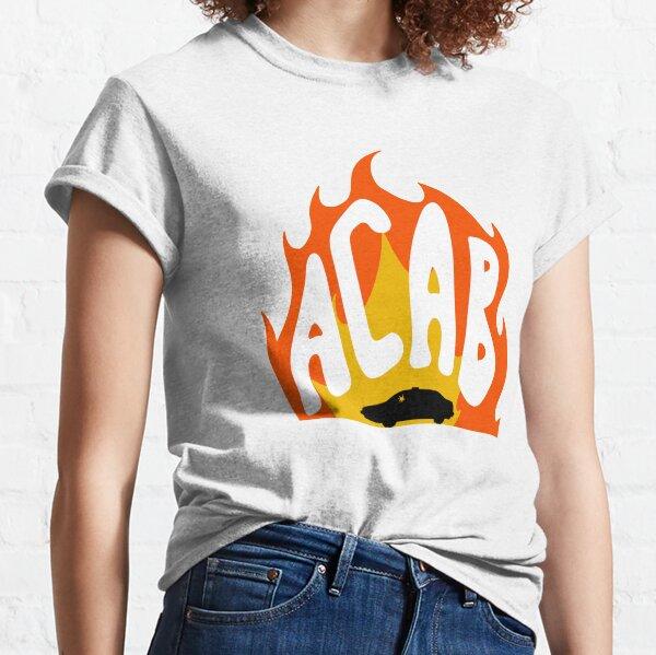 ACAB Fire T-shirt classique