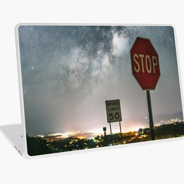 One Last Look Laptop Skin