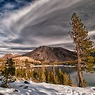 Winter over Tioga by Cat Connor