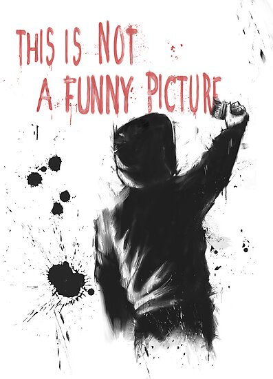 Not funny by soltib