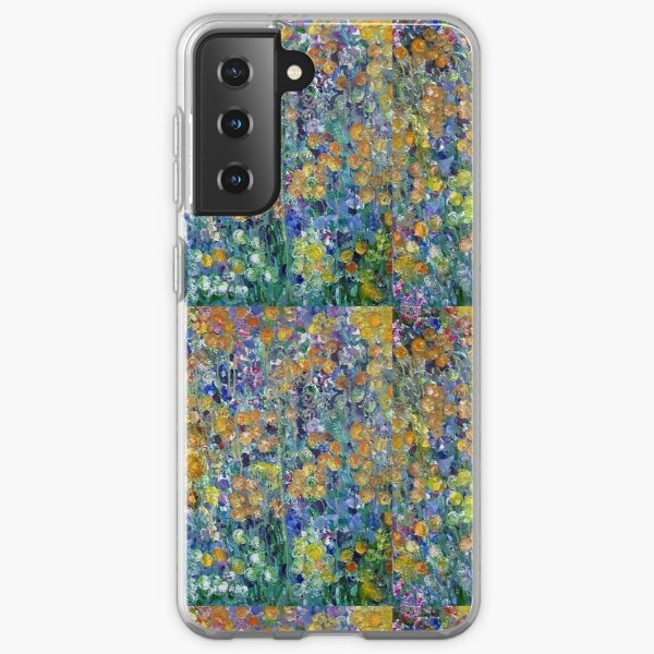 Vincent van Gogh homage Samsung Galaxy Soft Case