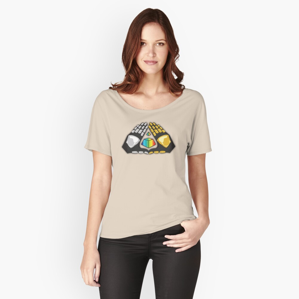 Alive Once Again... Women's Relaxed Fit T-Shirt Front