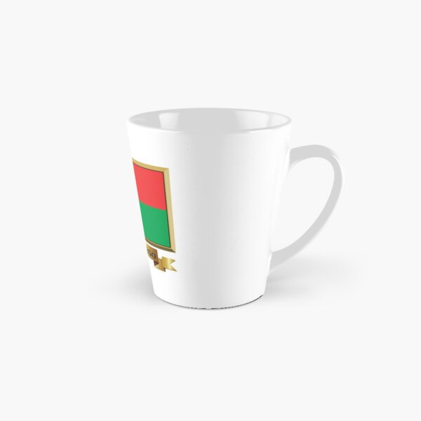 Burkina Faso Flag Gifts, Stickers & Products (N) Tall Mug