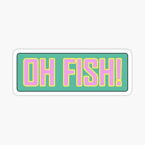 OH FISH! Princess Carolyn - Bojack Horseman Sticker