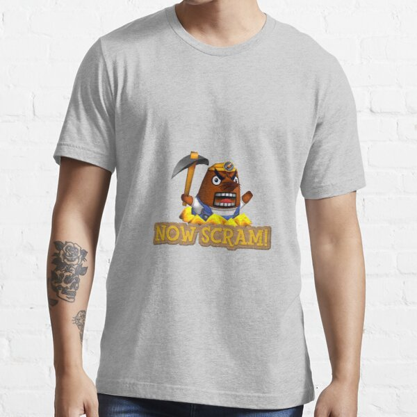 Now Scram! Essential T-Shirt