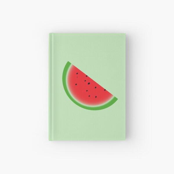 Watermelon Slice Hardcover Journal