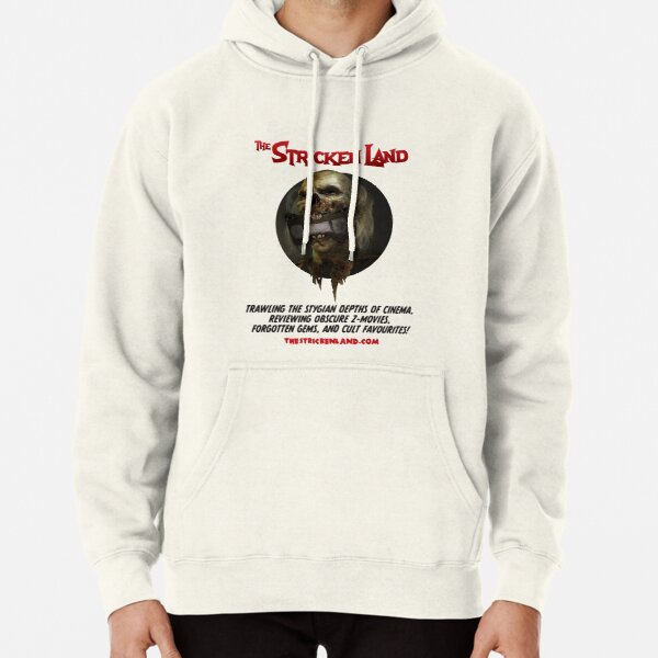 The Stricken Land official logo Pullover Hoodie