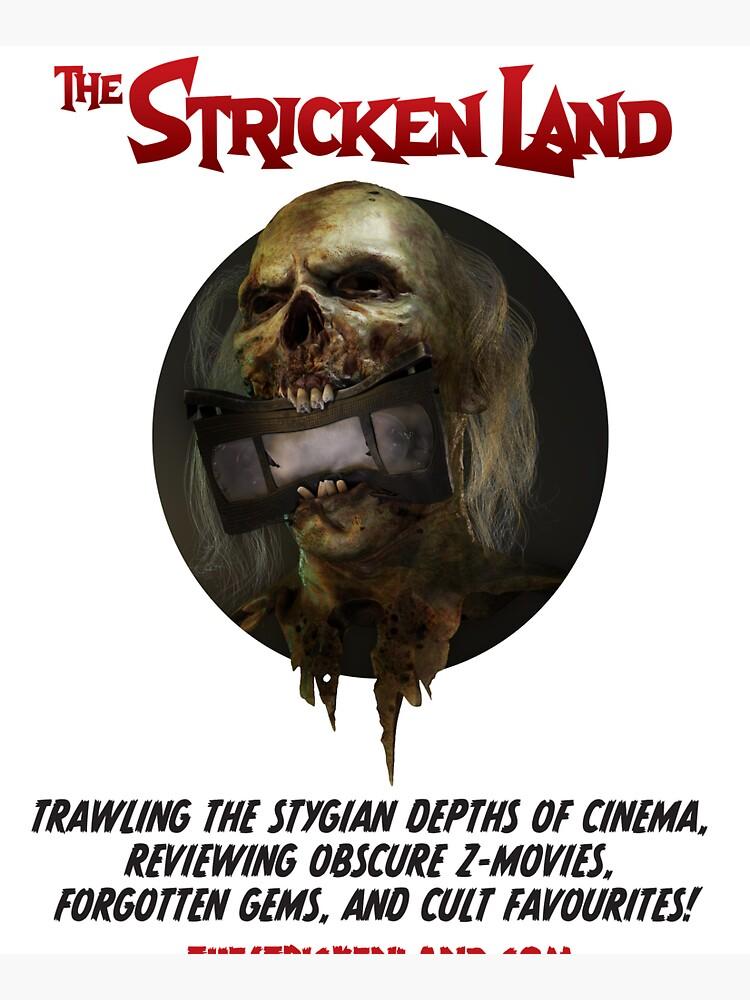 The Stricken Land official logo by FilmFiend