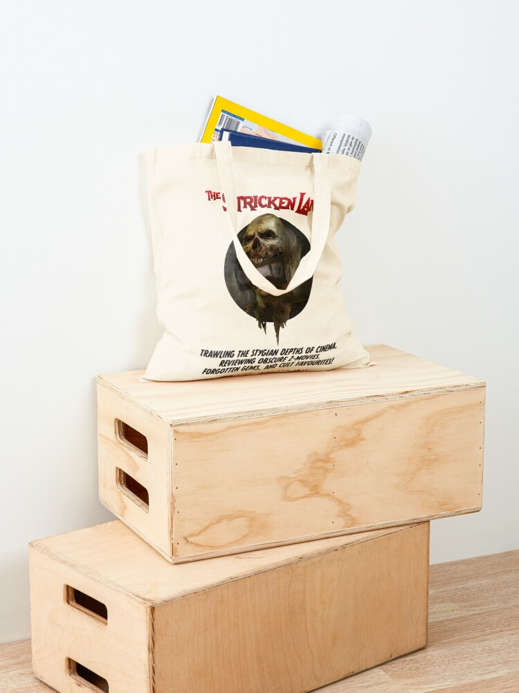Alternate view of The Stricken Land official logo Tote Bag