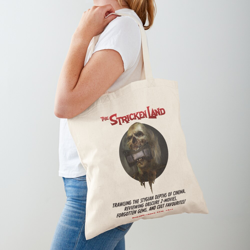 The Stricken Land official logo Tote Bag