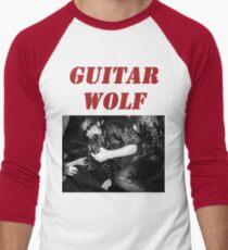 GUITAR WOLF 01 Men's Baseball ¾ T-Shirt