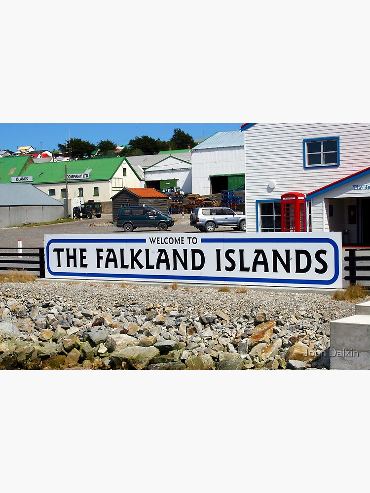 Welcome to the Falkland Islands by JohnDalkin