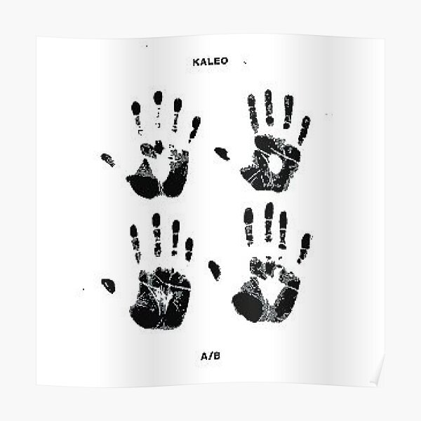 Kaleo - A/B  Poster