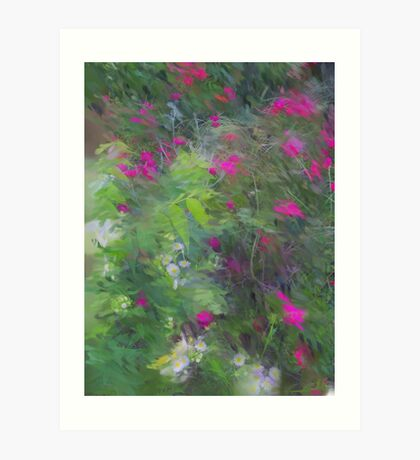 Expression  Of Impressionism  Art Print