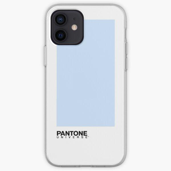 Pantone - Baby Blue iPhone Soft Case