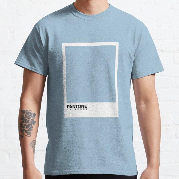 Pantone - Bleu Bébé T-shirt classique