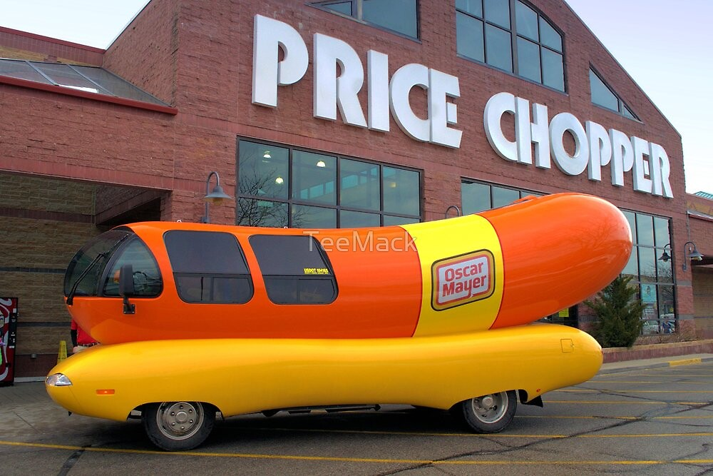 Oscar Mayer Wienermobile by TeeMack