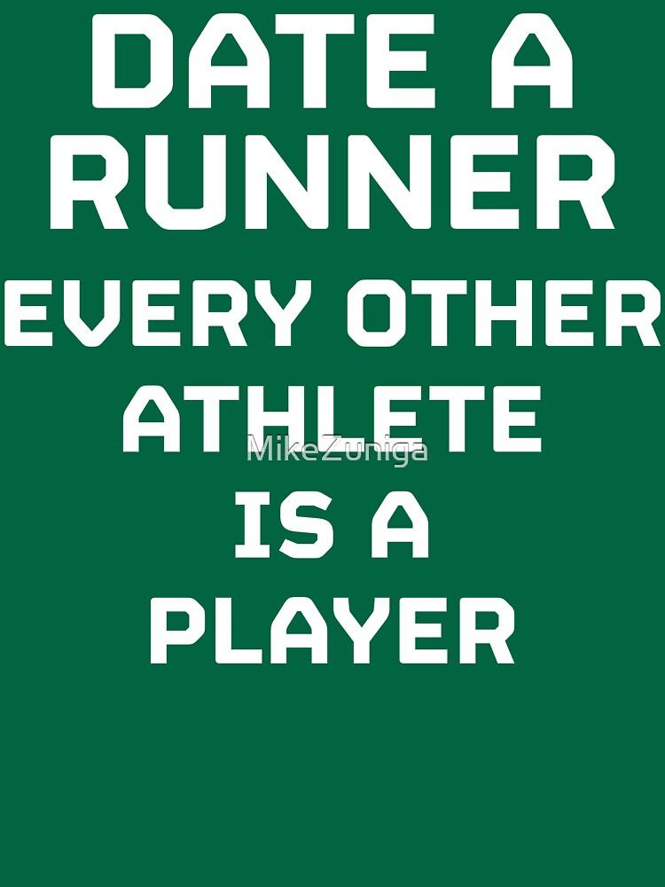 Date a Runner | Unisex T-Shirt
