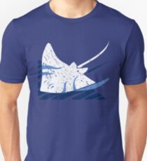 Blue Stingrays Unisex T-Shirt