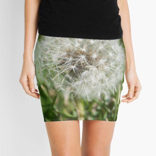 Dandelion Puff Mini Skirt