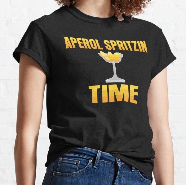 Aperol Spritz Zeit Classic T-Shirt