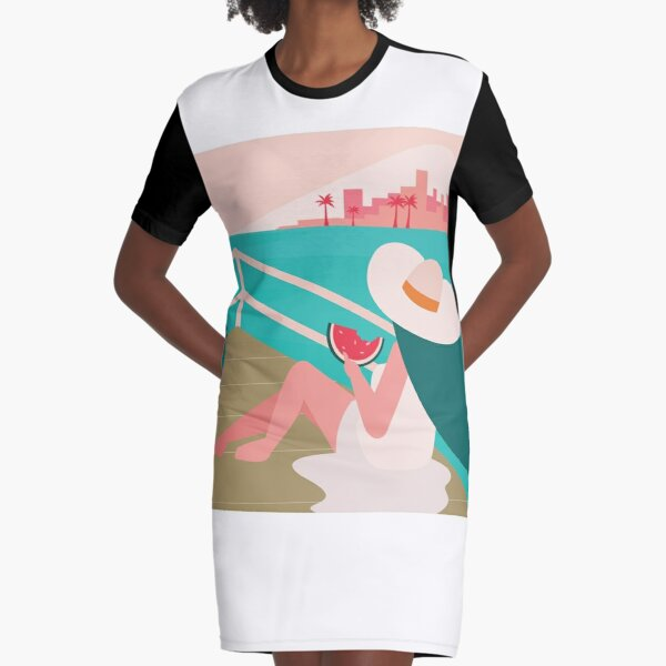 Beauty pageant tshirts Graphic T-Shirt Dress