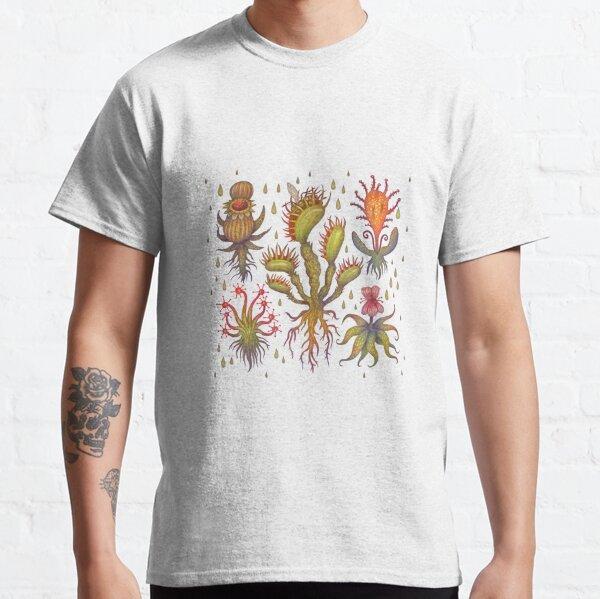 Carnivorous plants (version II) Classic T-Shirt