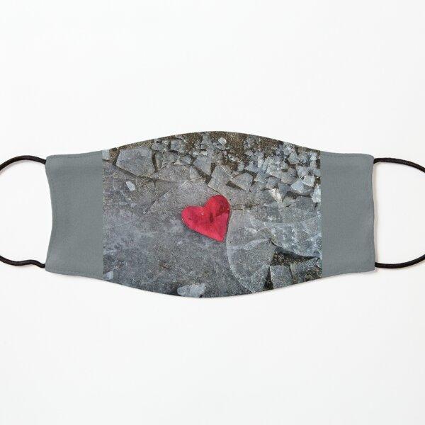Trampled Heart Kids Mask