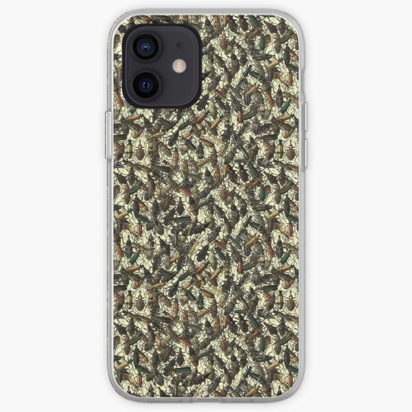 Las hordas de escarabajos Funda blanda para iPhone