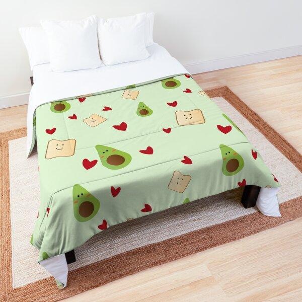 Avocado toast Comforter