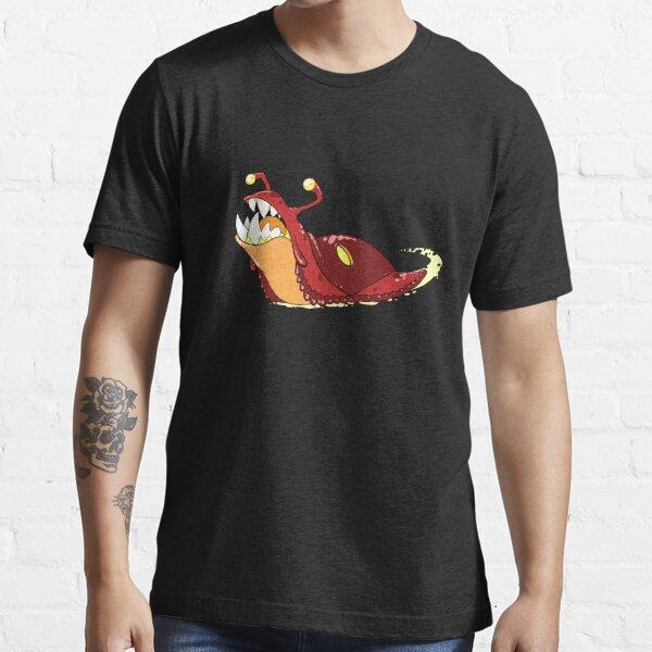 Toothy Slug - Red Essential T-Shirt