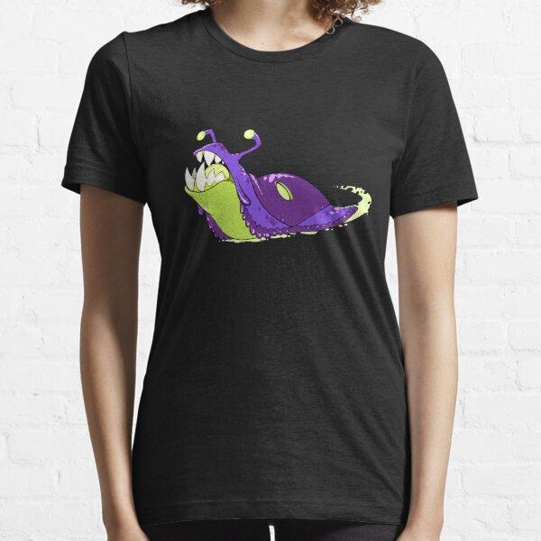 Toothy Slug - Purple Essential T-Shirt