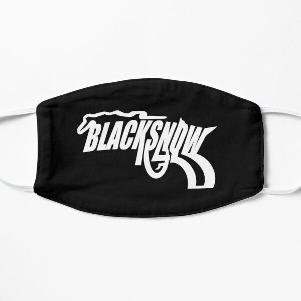 Black Snow Smoking Gun Mask