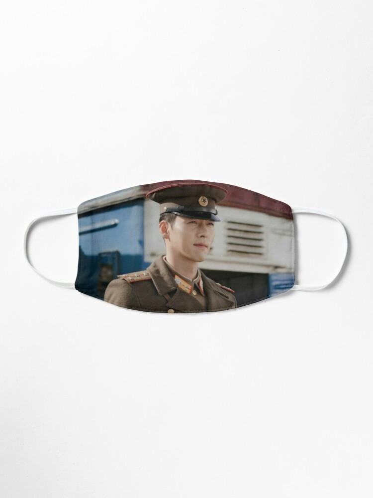 Alternate view of Captain Ri Jeong Hyeok Mask
