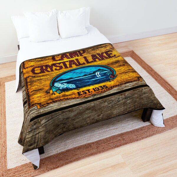 Camp Crystal Lake Comforter