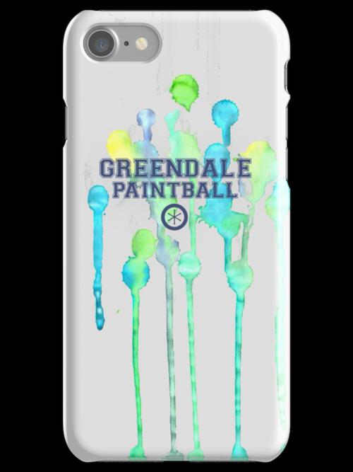 Community: Greendale Paintball  by novillust