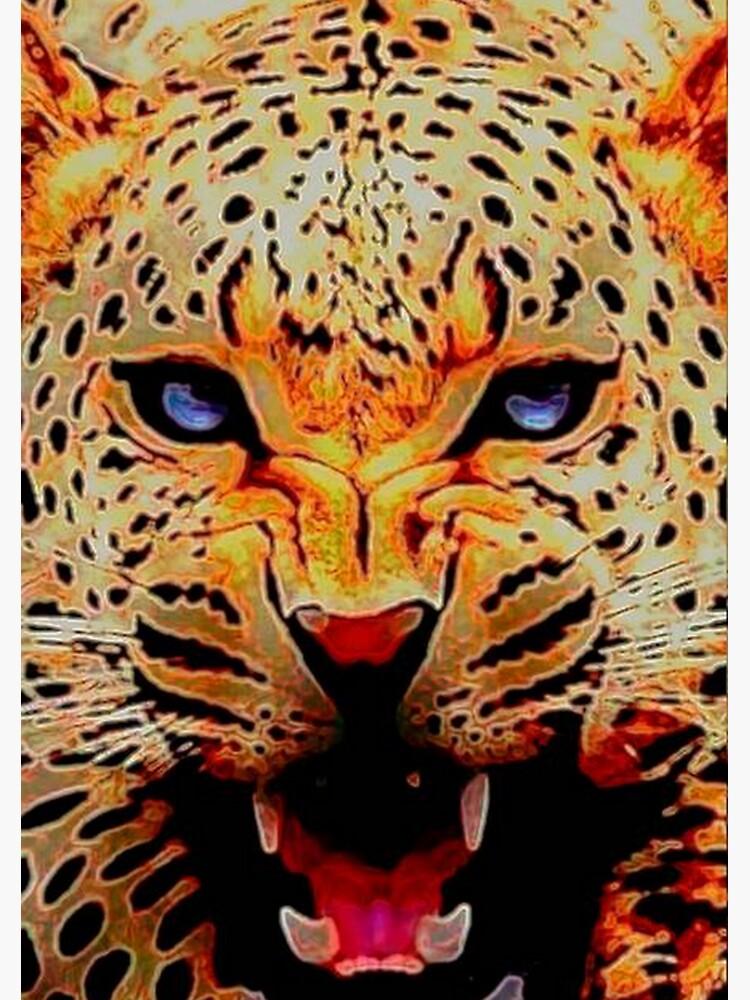 leopard by michaeltodd
