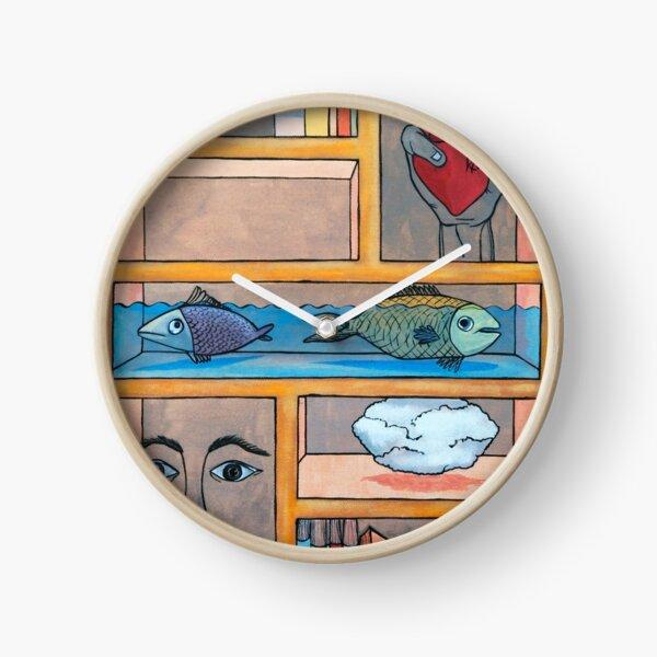 Bookcase Clock